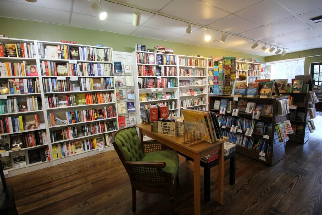 Inkwood Books, Haddonfeld NJ – See-Inside Bookstore