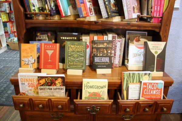 Inkwood Books Haddonfield NJ china cabinet
