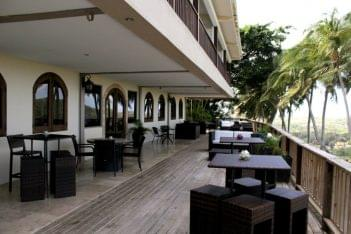La Cava del Terroir Luquillo Puerto Rico restaurant deck outdoor dining
