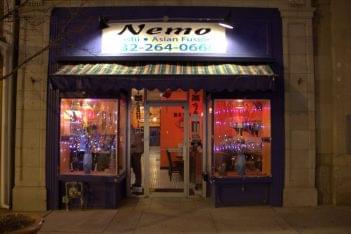Nemo Restaurant Keyport NJ Japanese restaurant
