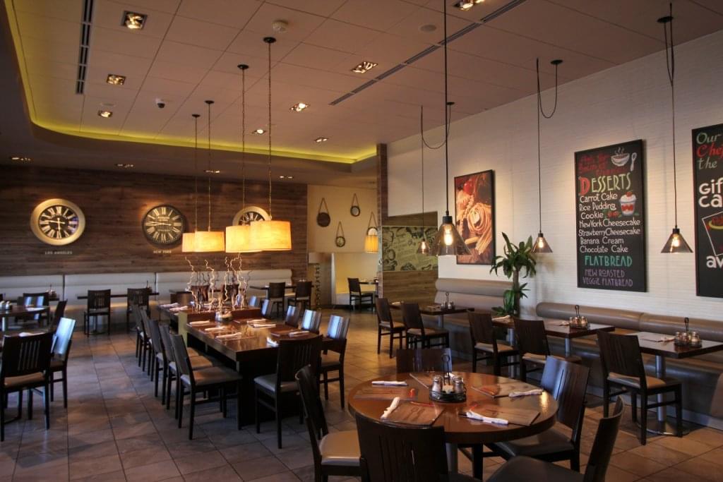 Pat's Pizzeria Middletown DE tables