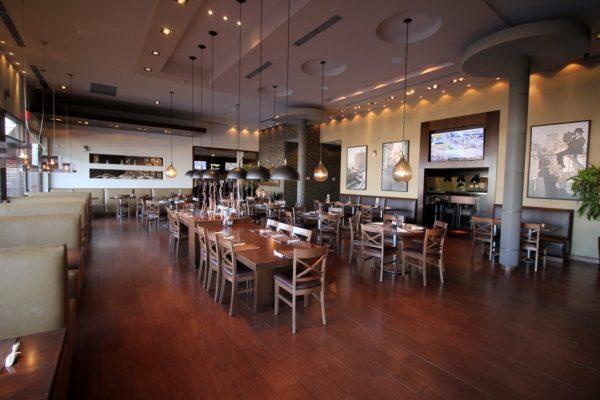Pats Select Pizza Smyrna DE dining room