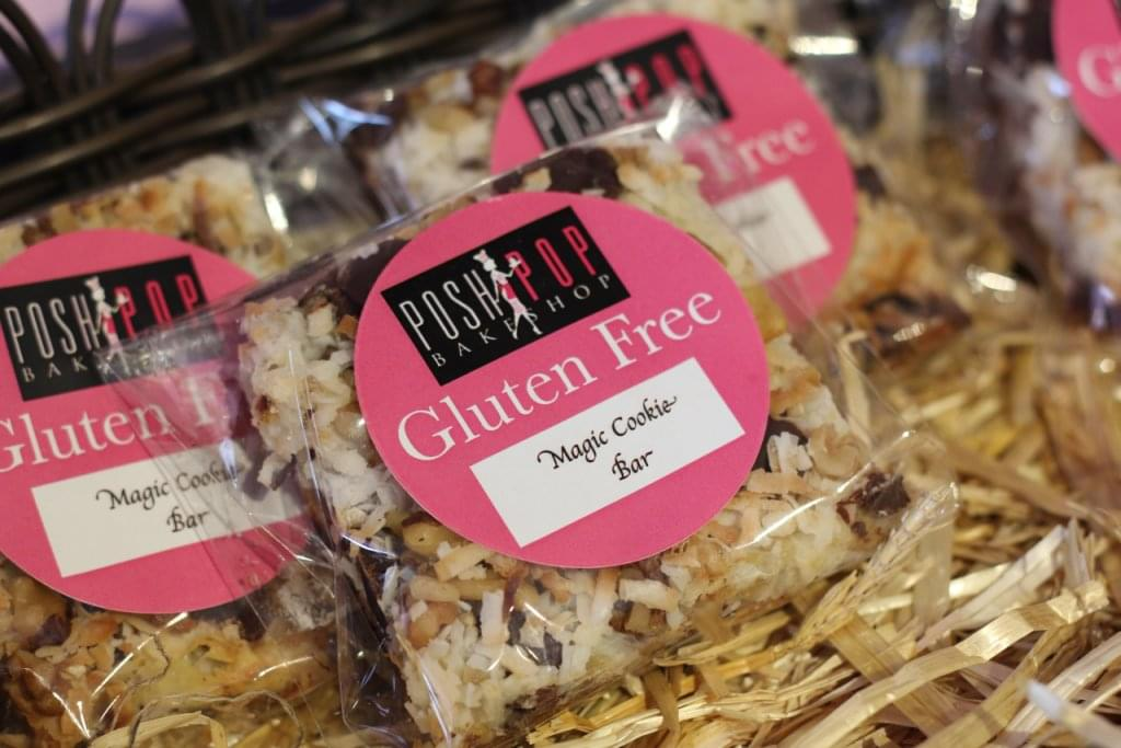 Posh Pop Bakeshop Haddonfield NJ gluten free bakery