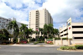 Sirena Oceanfront Restaurant Puerto Rico Courtyard Marriott hotel