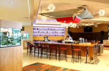 Sirena Oceanfront Restaurant Puerto Rico bar