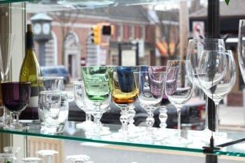 The Polished Plate Haddonfield NJ glasses