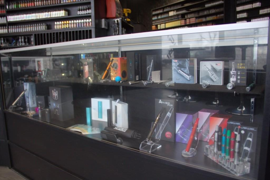 vapel1fe edison nj vape store display google business