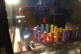 VapeL1FE South Amboy NJ vape store display