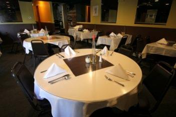 Villa Rosa Italian Restaurant Haddonfield NJ tables