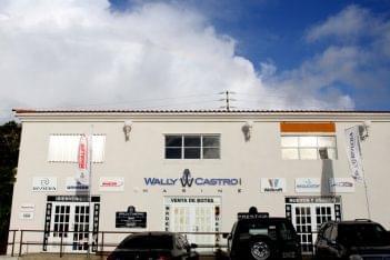 Wally Castro Marine Puerto Rico