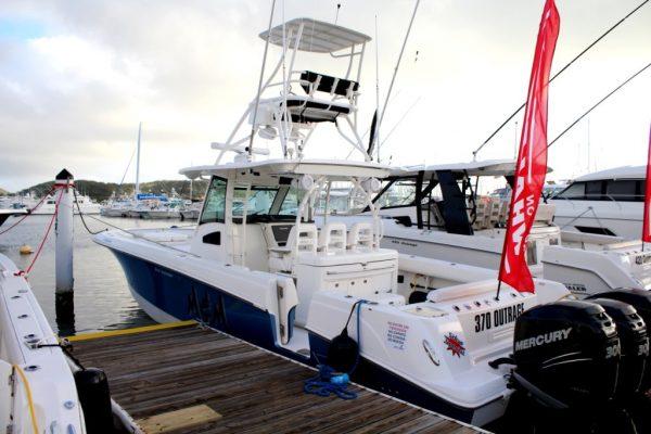 Wally Castro Marine Puerto Rico boat