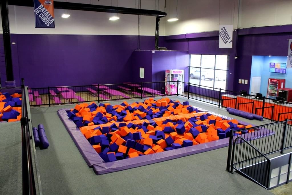 Automotive Repair Shops >> Altitude Trampoline Park - See Inside Indoor park - Gurabo, Puerto Rico - Google Business View ...
