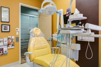 Andrea Botar D.D.S. - Rose Hill Dental - Hewlett, New York Dentist chair