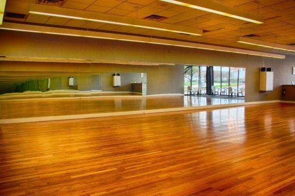 Arthur Murray Dance Studio Grapevine TX studio floor