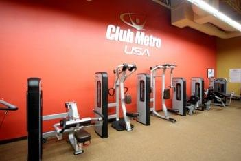 Club Metro USA of Manalapan NJ exercise machines