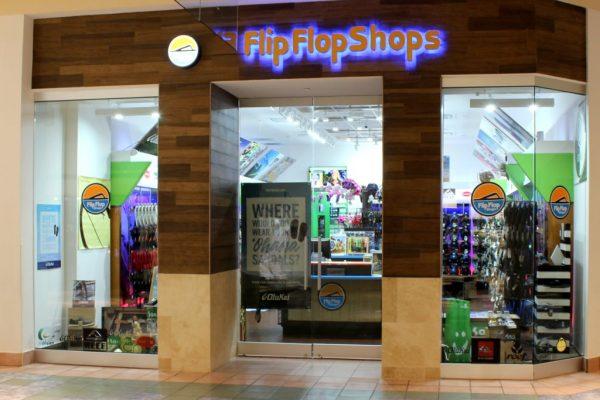 Flip Flop Shops San Juan Puerto Rico mall store front