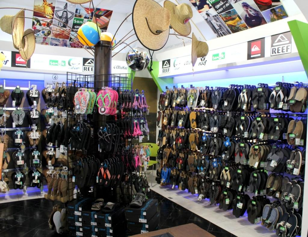 Flip Flop Shops – See Inside Retail Store – San Juan, Puerto Rico
