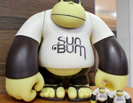 Flip Flop Shops San Juan Puerto Rico sun bum gorilla