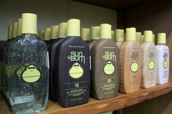 Flip Flop Shops San Juan Puerto Rico sunscreen sunblock