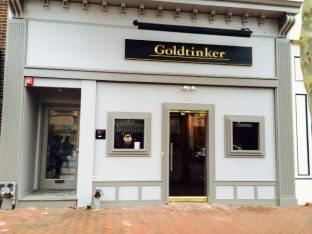Goldtinker Red Bank NJ jewelry store front
