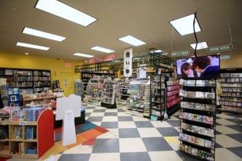 Kinokuniya Edgewater NJ Japanese bookstore stationary movies