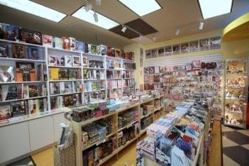 Kinokuniya Edgewater NJ Japanese bookstore toys