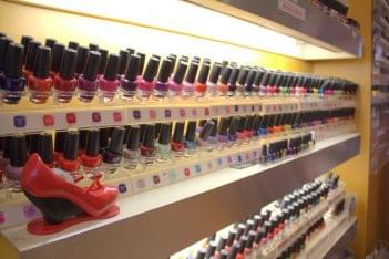 Lux Beauty Supply & Salon Red Bank NJ nail polish