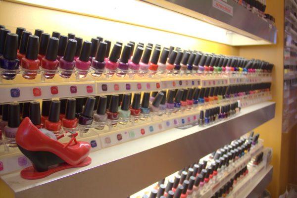 Lux Beauty Supply & Salon Red Bank NJ nail polish