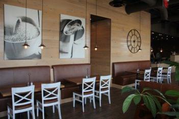 Pats Select Pizza Grill Pasadena MD seats