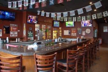 Poole Ave Bar & Liquors Hazlet NJ bar counter