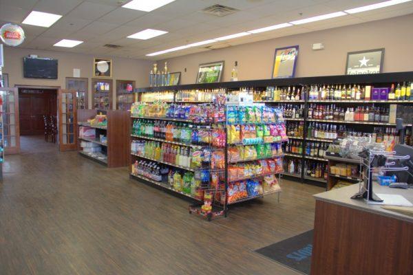 Poole Ave Bar & Liquors Hazlet NJ convenience store