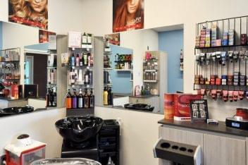 Sola Salon Studios Avondale AZ beauty salon hair wash basin