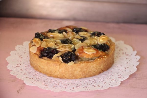 Tartes Fine Tarts and Pastries Philadelphia, PA blackberry almond pastry