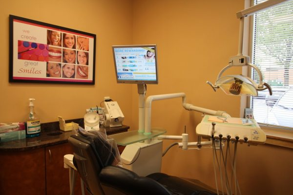 Alpha Dental Excellence Langhorne PA chair