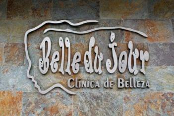 Belle du Jour San Juan Puerto Rico beauty salon sign