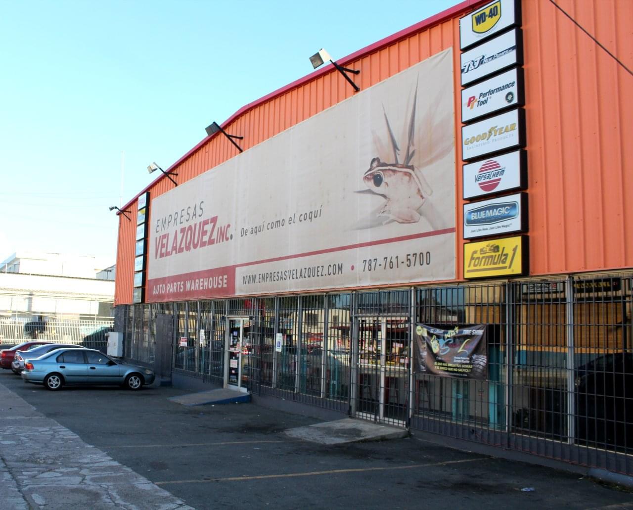Empresas Velazquez Inc. – See-Inside Wholesaler – San Juan, PR