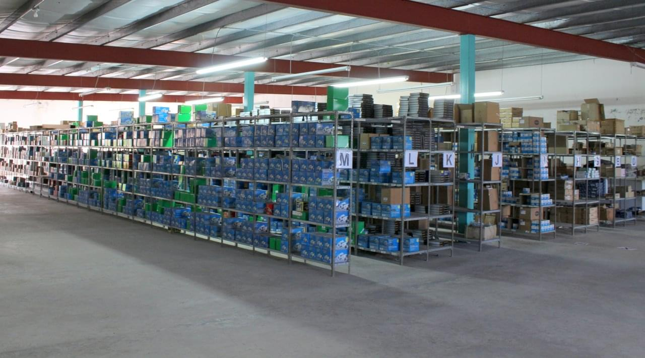 Euro Japon Auto Service Warehouse – See-Inside Auto Supply, Pontevedra, Spain