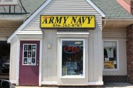 Racer's Army & Navy Williamstown, NJ military clothing accessories