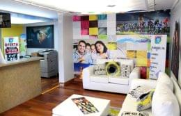 Smart Graphics Corp. Graphic Designer San Juan Puerto Rico reception room