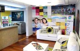 Smart Graphics Corp. Graphic Designer San Juan Puerto Rico reception room