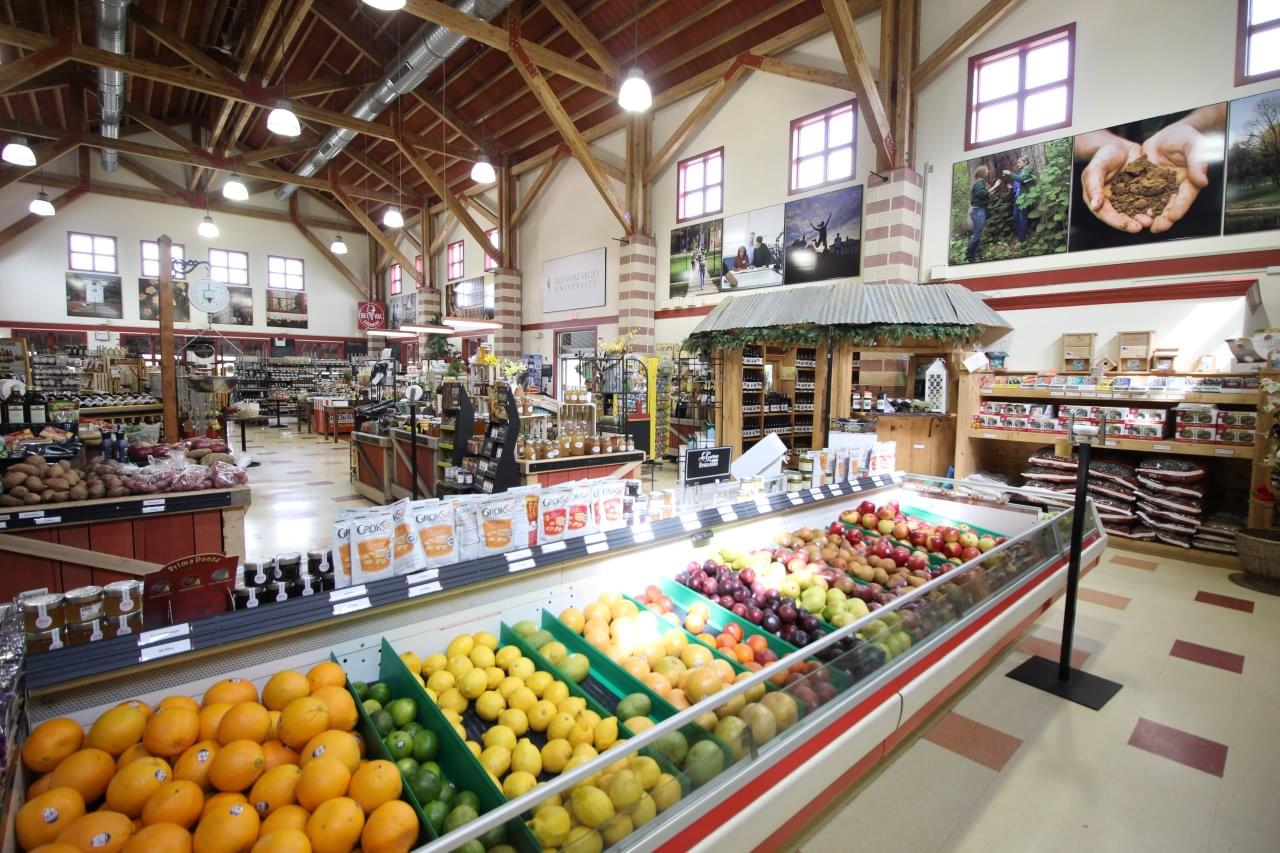The Market at DelVal – Doylestown, PA Farmers' Market – See-Inside