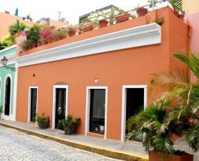 Villa Herencia Hotel San Juan Puerto Rico hotel