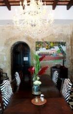 Villa Herencia Hotel San Juan Puerto Rico hotel flower vase
