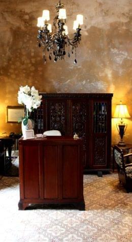 Villa Herencia Hotel San Juan Puerto Rico hotel guest check in
