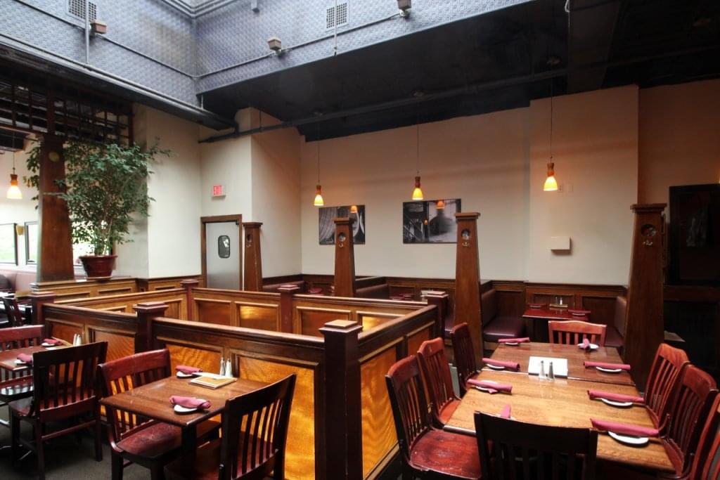 Harvest Moon Brewery & Cafe New Brunswick, NJ – See-Inside Restaurant