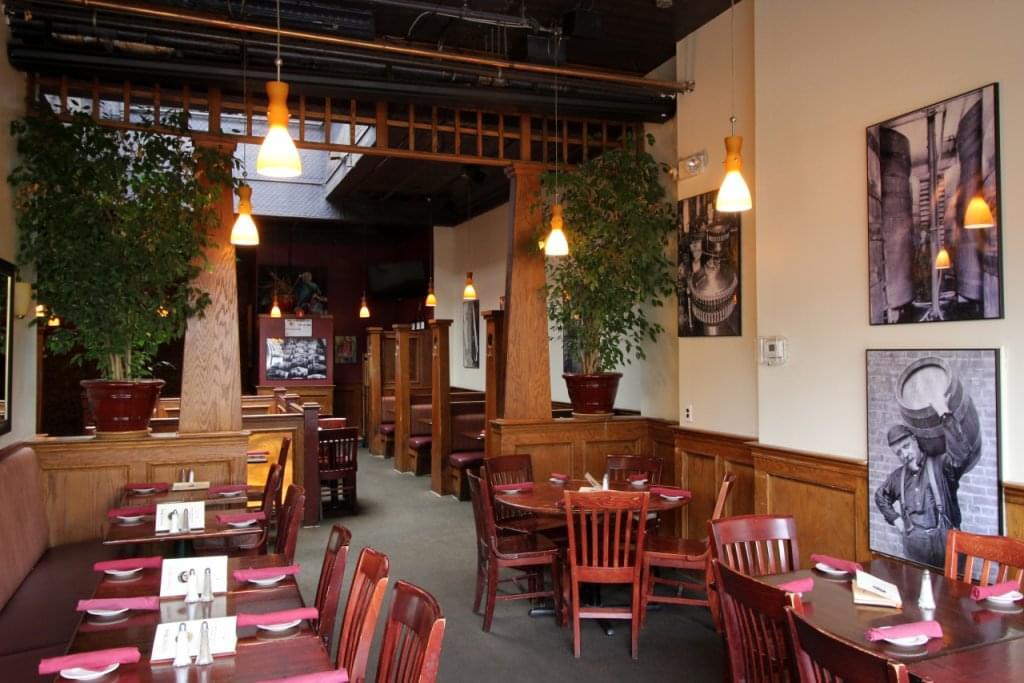 Harvest Moon Brewery Cafe New Brunswick Nj