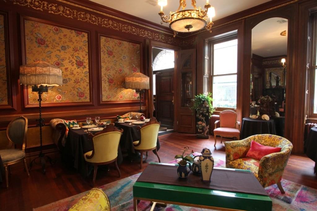 Lady Mendl's Tea Salon New York, NY – See-Inside Restaurant