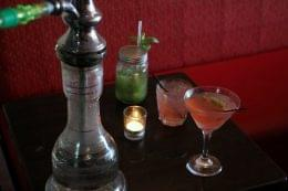 Ambiance Wine & Hookah Lounge Hookah Bar Staten Island, NY cocktail drinks