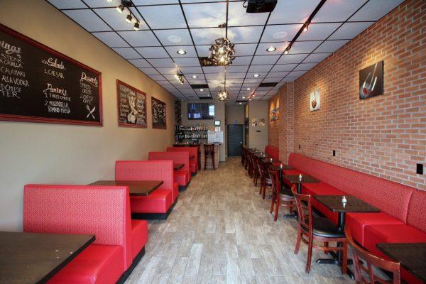 Ambiance Wine & Hookah Lounge Hookah Bar Staten Island, NY seating