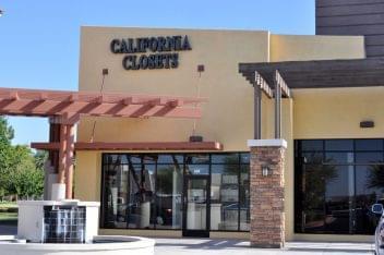 California Closets Glendale, AZ store front